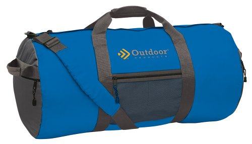 Outdoor Products Utility Duffle Bag, French Blue, Large
