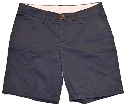 GAP Kids Girls Navy Blue Classic Chino School Uniform Shorts 12