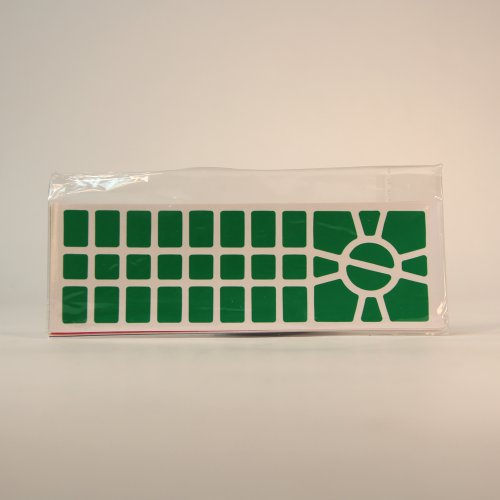 MF8 Super Square Cube Replacement Stickers ONLY