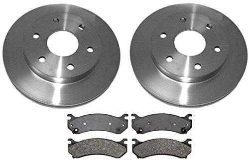 chevy truck brake rotors - 8