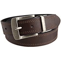 Levi's Mens 38mm Cut Edge Reversible