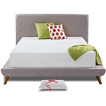 Amazon Com Live Amp Sleep Mattress Memory Foam Mattress