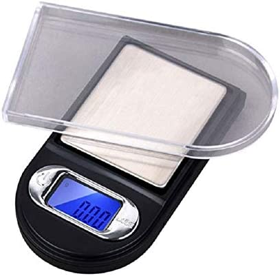YBZS 100G * 0.01G Mini Portable Jewelry Scale Precision LCD Electronic Digital Pocket Scale Gold Silver Diamond Weighting Tools