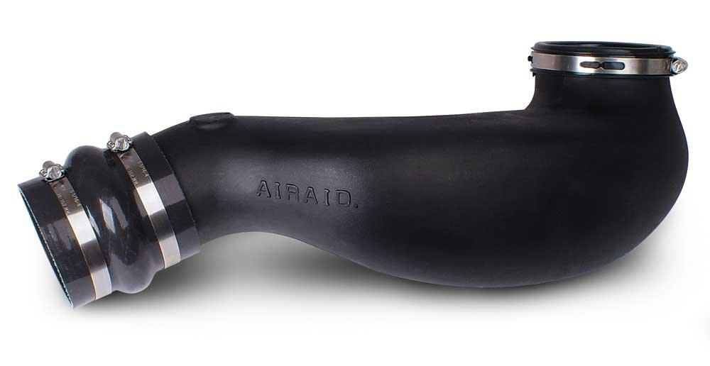 AIRAID Modular Intake Tube - AIRAID MIT; CHEVROLET TRUCKS 1999-2007, W/MECH. COOLING FAN