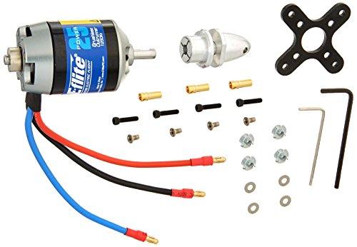 E-flite Power 25 BL Outrunner Motor, 1250Kv, EFLM4025B ()