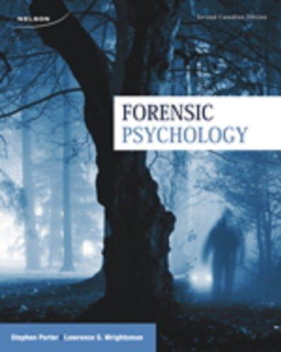 Forensic Psychology