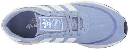 Adidas Vrouwen Iniki Runner Cls W Krijt Blauw / Wit / Wit