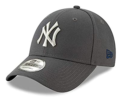 New York Yankees The League Graphite 9FORTY Adjustable Hat/Cap