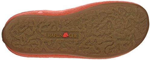 Haflinger Everest Noblesse - Pantuflas Unisex adulto Orange (zimt)