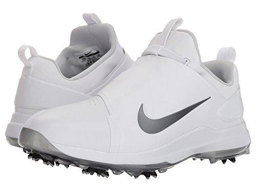 [NIKE(ナイキ)] メンズランニングシューズ?スニーカー?靴 Tour Premier White/Metallic Cool Grey/Black 10 (28cm) D - Medium