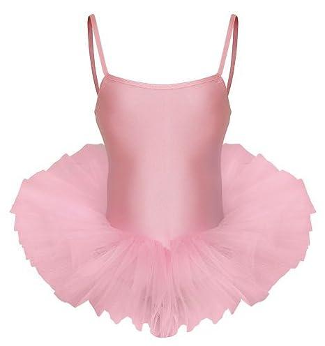 60d0c86cb Pink leotard tutu fairy ballet dance dress small ladies 8-10 by katz  Dancewear: Amazon.co.uk: Kitchen & Home