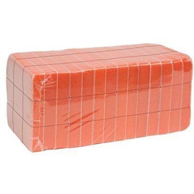 Star Nail Super Orange Nail Blocks - Block Orange Of The