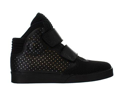 2k3 Hommes Noires noir Prm noir Chrome Chaussures De Basket Flystepper Pour Nike xInAYw1q