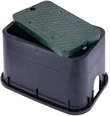 Amazon Com 11101 Water Meter Box Rectangular 10 Outdoor Fountain Accessories Garden Outdoor
