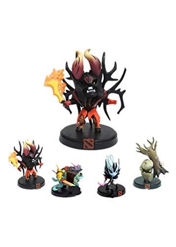 Dota 2 Game Figure SLARK TINY Doom Boxed PVC Action Figures