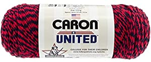 Caron United Yarn, 4 Ounce, White