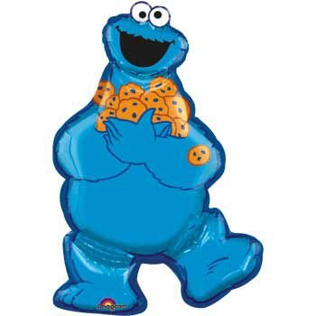 Mayfl (Cookie Monster Party Supplies)