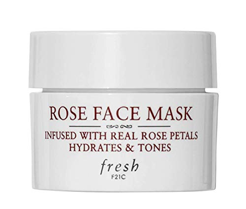 Fresh Rose Face Mask Mini 0.5 oz (Rose Face Mask)