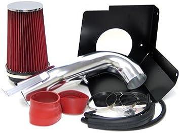 BLACK Cold Shield Air Intake Kit For 07-08 Yukon XL 1500//2500 V8 5.3L 6.0L 6.2L