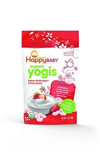happy baby yogurt melts - 5