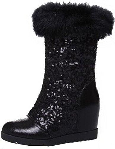 Snow Laruise Boots Laruise Women's Black Women's qqp8trwg