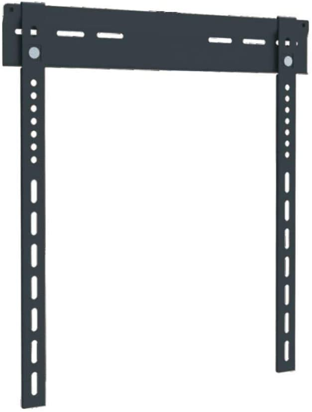 Monoprice Ultra-Slim Fixed TV Wall Mount Bracket – for TVs 37in to 70in Max Weight 143lbs VESA Patterns Up to 800×400
