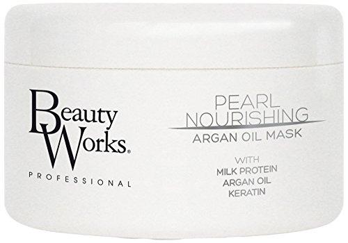 Beauty Works Pearl Nourishing Argan Oil Mask 250 ml HC_PNM_250ML