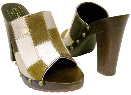 Coach Esa Chelsea Women Shoes Size 8.5 Multi Color