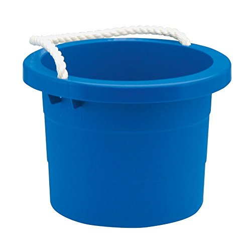 United Solutions TU0294 2.5 gallon Rope Handle Pail In Blue