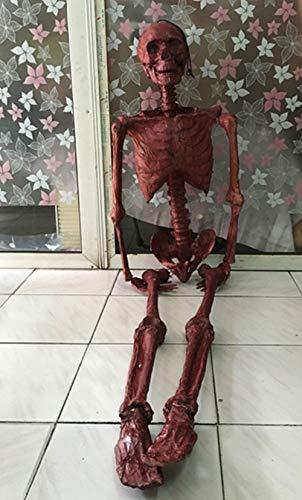 Gyqjs Halloween Decoration Props Horror Mummy Zombie Dry