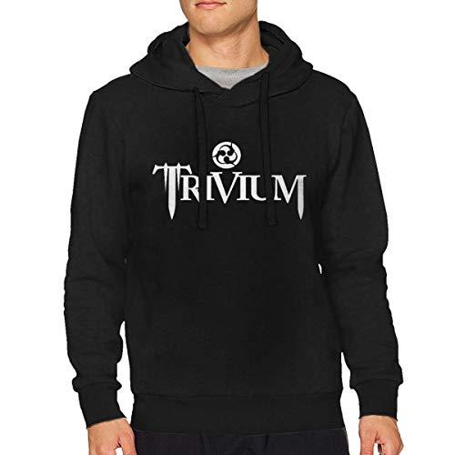 Ghyrshgryus Trivium Heavy Metal Band Mans Hoodie S