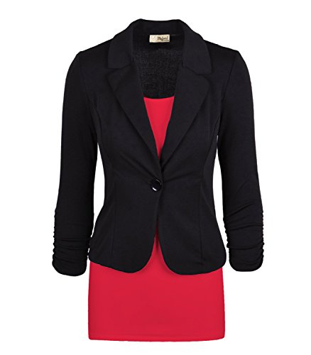 Review Women's Casual Work Office
