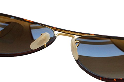 Ray de Soleil Marron 58 Metal Lunettes Arista Aviator mm Ban RB3025 7dxwtqSSnU