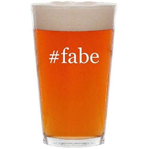 Guanciale Ortopedico Invite Fabe Prezzo.Fabe 16oz Hashtag Pint Beer Glass