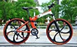 Branded Bicycle/Cycle with Foldable Feature & 21 Shimano Gears