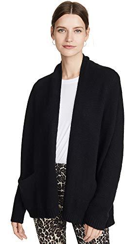 Velvet Women's Brandy Cardigan, Black, Medium