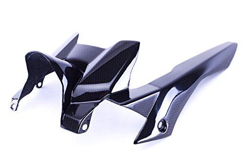 (Bestem CBYA-FZ07-HGR Carbon Fiber Rear Tire Fender Hugger Mudguard for Yamaha FZ-07 / MT-07 2013 -)
