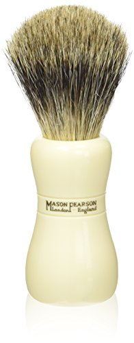 - Mason Pearson Pure Badger Shave Brush