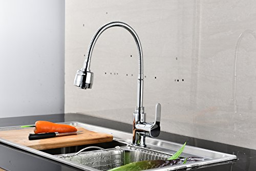 Dual Handle Laundry Faucet - 2