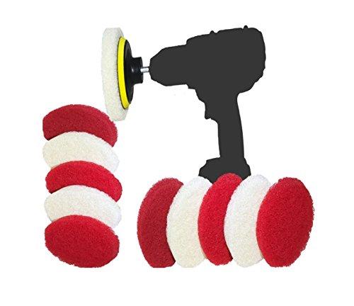 Review Spin-Scrub Drill Brush Scrub