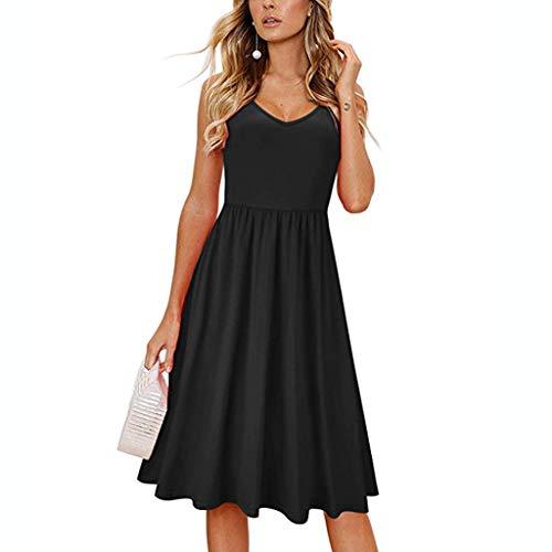 Sling Dress V-Neck Halter Bow Sexy Dress high