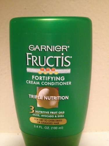 Fortifying Cream Conditioner; Triple Nutrition