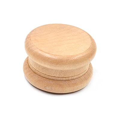 Generic Wooden Herb Grinder by Dotop