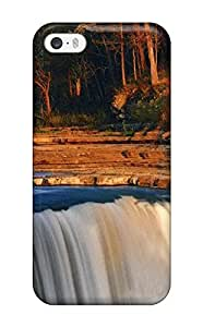 High-quality Durable Protection Case For Iphone 5/5s(waterfalls )