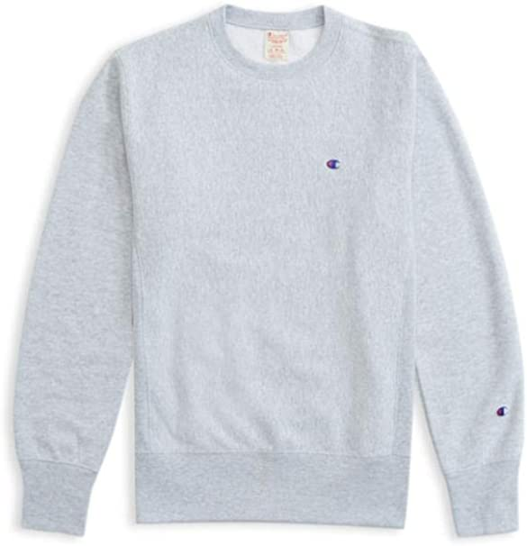 Champion Reverse Weave Crewneck Sweatshirt Felpa Uomo