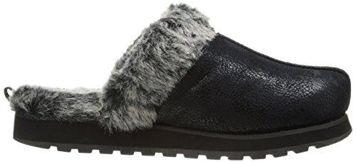 Skechers Keepsakes - Winter Wonder - Zapatillas de estar por casa de sintético para mujer negro - Black (Blk)