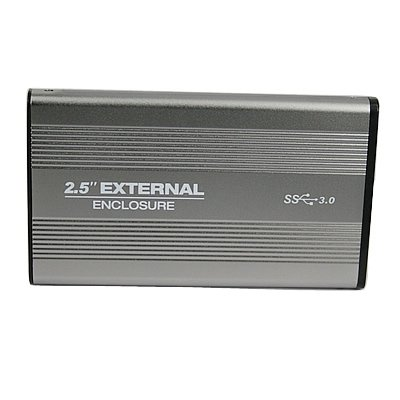 HDE USB SATA Aluminum Hard Drive 500 GB HDD Capacity
