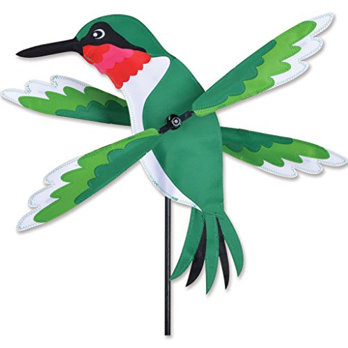 Whirligig Spinner - 15 In. Hummingbird Spinner