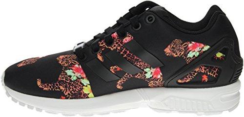 Adidas Chaussures Womens Originaux Zx Flux # S76594 Noyau Noir / Noyau Noir / Blanc