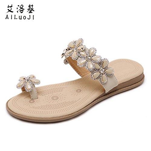 Plates Tongs Femmes Pantoufles Et Antidrapantes 38 Chaussures Nouvelles Pour Sandales t PnqdxUU0